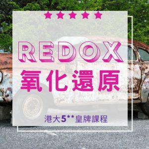 [5分鐘系列] 5分鐘溫Redox! 氧化還原! 快溫! 4